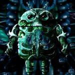 Biomechanischer Droid von Adam Ratana
